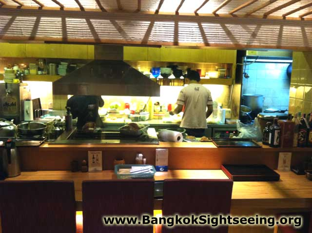 Ise - Japanese restaurant in Bangkok