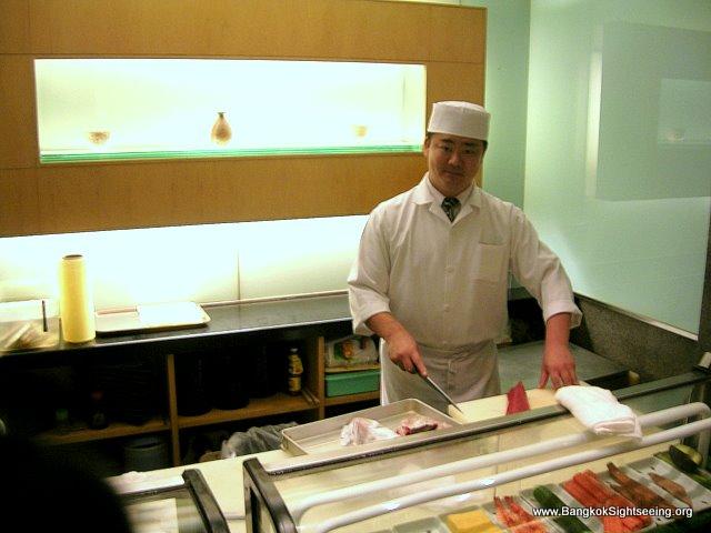 Sushi Tsukiji Bangkok