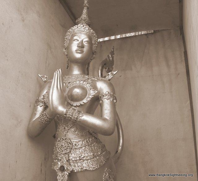 historic Bangkok