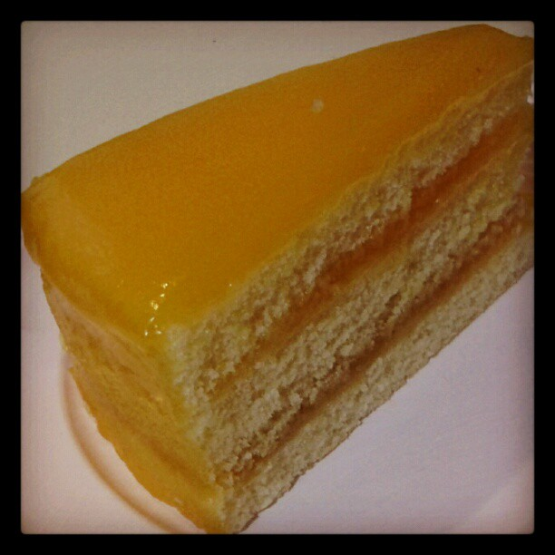 Orange Cake by Amor Bangkok