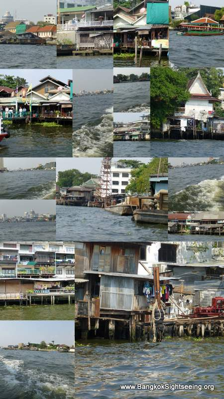 Bangkok Sightseeing By Boat