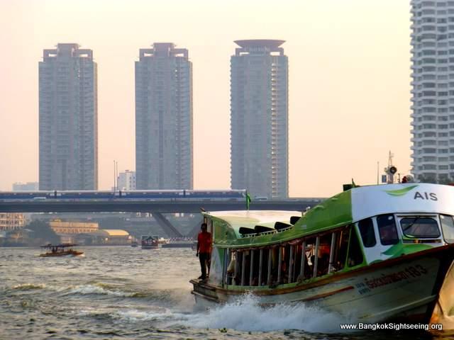 Chao Phraya Boat